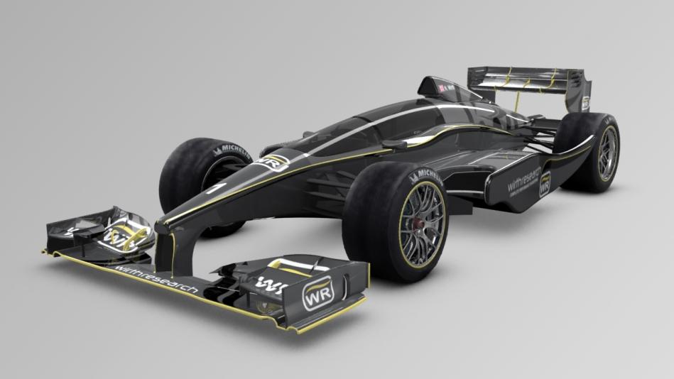2011 Hydrogen Fuelled Car