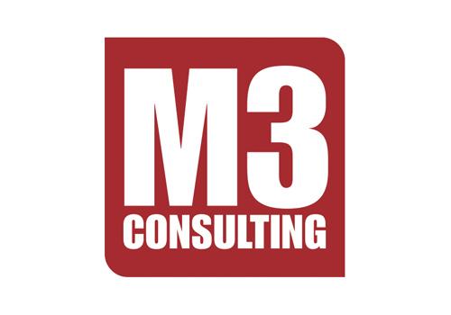M3 Consulting logo