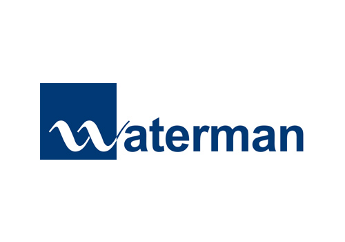 Waterman Structures or Group logo